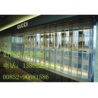 Wholesale Crystal volume gate Crystal folding door from china suppliers