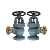 Wholesale Marine Cast Iron Angle Hose Valve from china suppliers