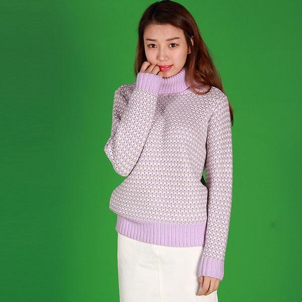 Quality 2016 Fashion Lady knitted jumper for sale
