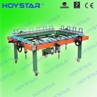 Wholesale Steel Plate-Making Equipment (GW-TS-B)Silk screen frame maker from china suppliers