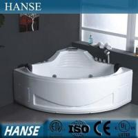 China HS-B249 bath tub with shower/ jetted two person tubs/ hydro bath tubs on sale
