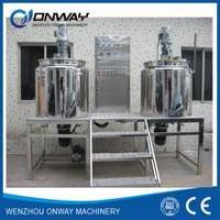 KQG Tilting Electric-Heating Jacketed Mixing Kettle