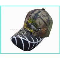 Wholesale Bush hat/Cow Fishing Hat/ camouflage cap SHC0014M01 from china suppliers