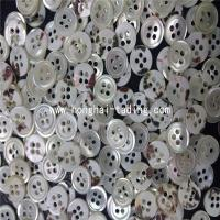 14L-36L natural trochus button trocas shell button