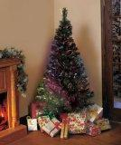 Wholesale Christmas Trees 6-Ft. Fiber-Optic Christmas Tree from china suppliers