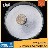 Wholesale High density Yttria Stabilized Zirconia micro grinding ball from china suppliers