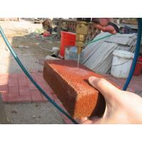 Wholesale other material concrete water permeable paver brick from china suppliers