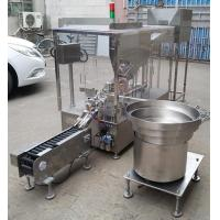 China Packing line TP-40 Effervescent Tablet tube filling capping machine on sale