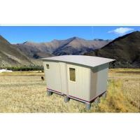 Foldable Portable Emergency Shelter Modular Quick Assemble / Disaster House / Sandwich Panel