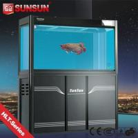 China Aquarium SUNSUN new view fish tank used fish tanks for sale for office on sale