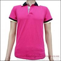 Wholesale Polo Shirt, 95/5Cotton/Spadex, Men's Polo 12001 from china suppliers
