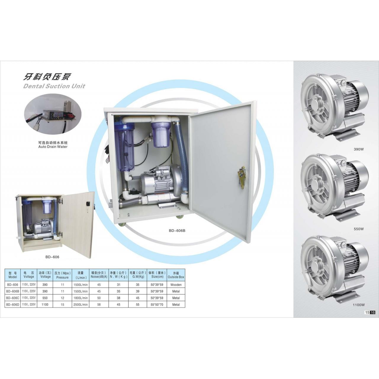 Wholesale New Model BD-400 Portable Dental Unit (Small case and high quality) from china suppliers
