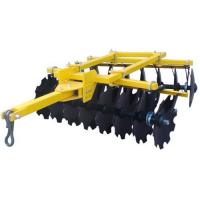Buy cheap Trailed middle duty offset disc harrow from wholesalers