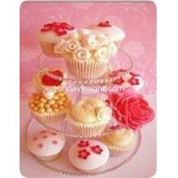 Cupcake Stand With Crystals Images Buy Cupcake Stand