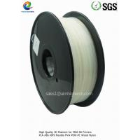 Wholesale PLA filament Natural color 1.75/3.0mm from china suppliers