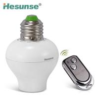 Wholesale C type( small remote) of digital remote control lamp base from china suppliers