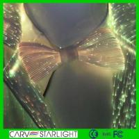 Wholesale Luminous Accessories YQ-47 luminous light up led bow tie from china suppliers
