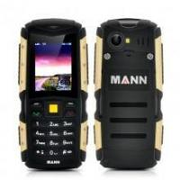 Wholesale Cell Phones MANN ZUG S Rugged Phone (Gold) from china suppliers