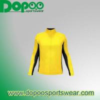 China sublimation polyester jacket with apparel machinery DPJ011 on sale