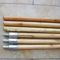 Buy cheap Varnished woodstick with metal thread product