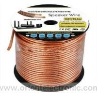 Wholesale Speaker cable / speaker wire from china suppliers