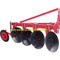 Wholesale Agriculture Machinery 1LY-425 disc plough with Boron disc blade from china suppliers