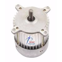 High Efficiency Blower Fan Motor Widely Used For Inflation