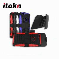 2-in-1 outdoor mobile phone case without stand for iphone 6