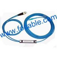 China Amored Fiber Optic Coupler on sale