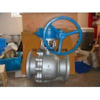 Wholesale Cast steel ball valve ANSI ball valve from china suppliers