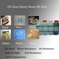 Wholesale 2H Epoxy Resin AB Glue from china suppliers