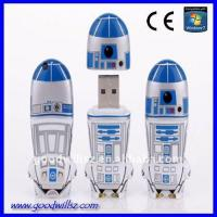 Wholesale Private mould PVC star war usb . from china suppliers