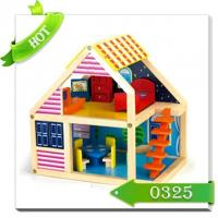 Doll house baby doll house wooden toy doll house