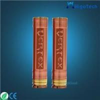 Wholesale 2015 hottest e cigarette mechanical mod clone Vertex mod e cig from china suppliers