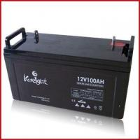 Wholesale Lead-acid battery ( 12V/100AH ) from china suppliers