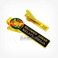 Wholesale Rejimen Askar Melayu Diraja Tie Bar from china suppliers