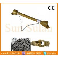 Wholesale Triangular Tube Type Agricultural PTO shaft with CE Certificate from china suppliers