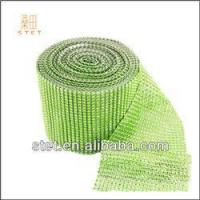 Wholesale Beautiful color wedding rhinestone rope ribbon from china suppliers