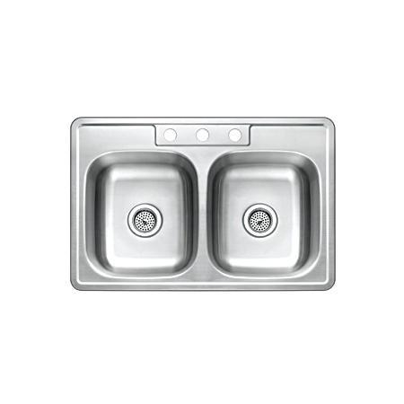 Quality Double Bowl Stainless Steel Sink for sale