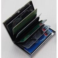 Wholesale Stainless Business Card Case from china suppliers