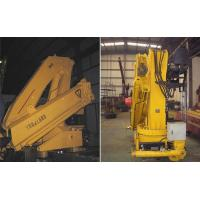 Wholesale 10T Knuckle Boom Truck Mounted Crane from china suppliers