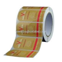 Wholesale oil bottle labels from china suppliers