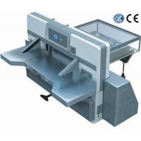Wholesale SQZX1150D digital display double worm wheel double guide paper cutting machine from china suppliers