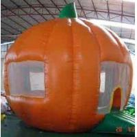 Wholesale Round orange Inflatable Outdoor Yard Party Tent For Trading Show from china suppliers