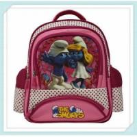 Wholesale silk painting carton picture of school bag for kids and child from china suppliers