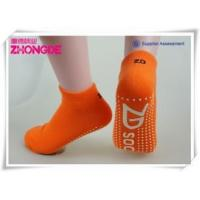 Wholesale Hot sale women knitting trampoline sock ZD1362 from china suppliers