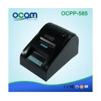 Wholesale OCPP-585: 58mm Mini High Printing Speed Thermal Receipt Printer from china suppliers