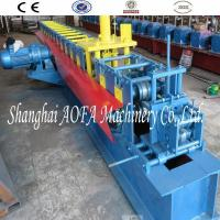Wholesale Rolling Shutter Slate Door Roll Forming Machine from china suppliers