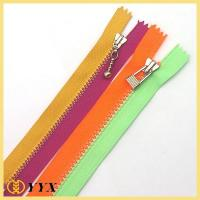 Clothes Derlin zipper long chain plastic zipper resin zipper roll|resin zipper