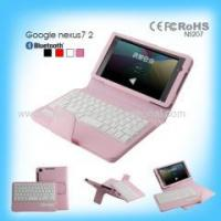 Wholesale High Ending Detachable Wireless Bluetooth Keyboard for Google Nexus 7 2 from china suppliers